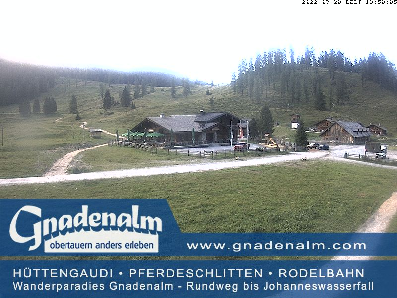 Obertauern Webcam Gnadenalm
