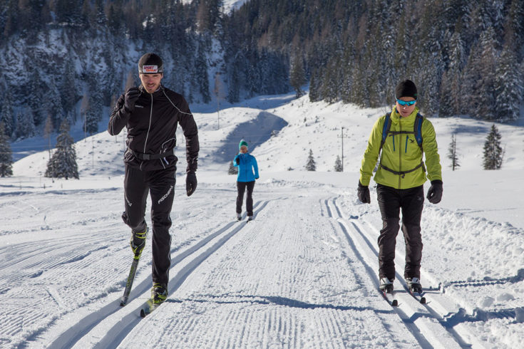 Langlauf-Kurse