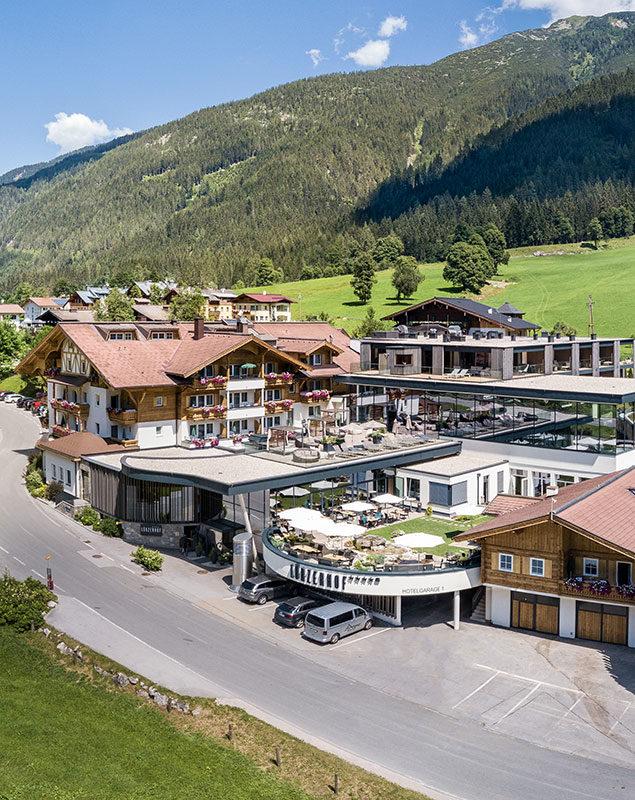 Alpin Life Resort Lürzerhof in Untertauern