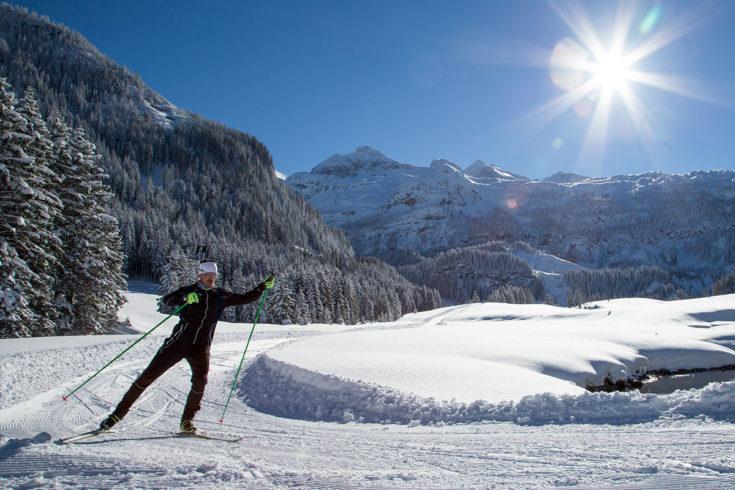Biathlon in Obertauern