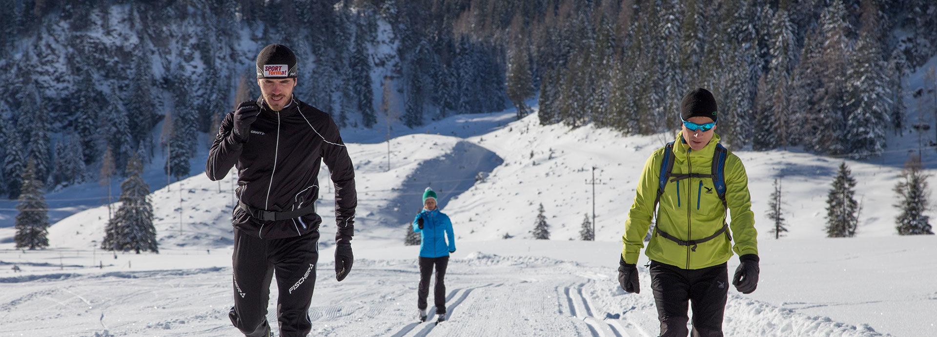 Langlauf-Kurse in Obertauern