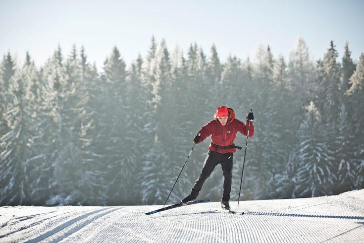 Loipen - Langlaufen in Obertauern, Gnadenalm