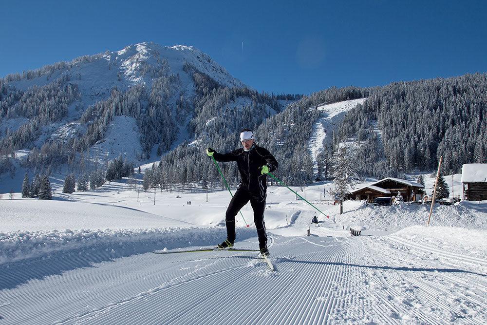Langlaufen in Obertauern