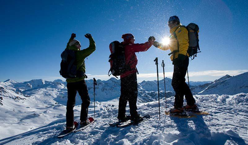 Skitour Suedwienerhuette