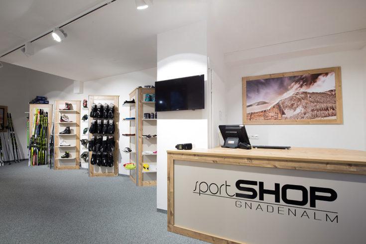 Sport-Shop Gnadenalm, Obertauern