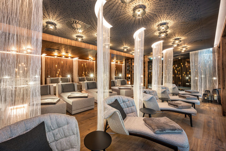 Wellness & Spa im Alpine Life Resort Lürzerhof