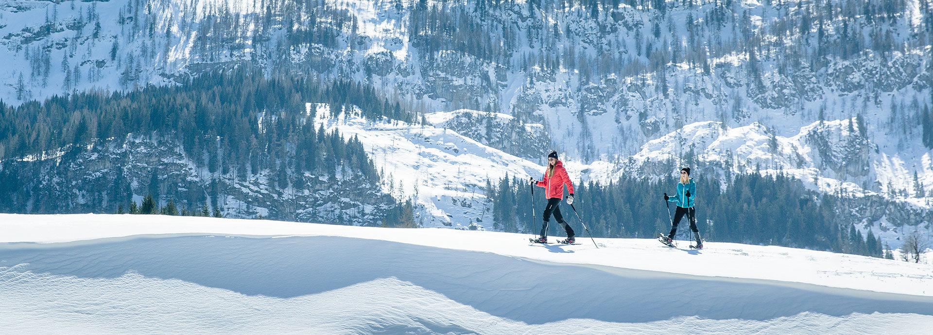 Winterwandern & Schneeschuhwandern, Obertauern