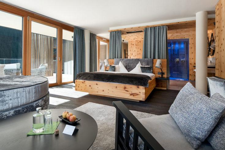 Zimmer & Suiten im Alpine Life Resort Lürzerhof